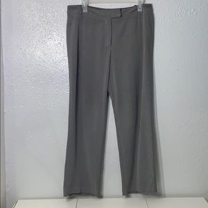 Worthington Petite Modern Fit Grey Slacks 10P